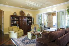 Traditional Interior - Family Room Plan #17-2757