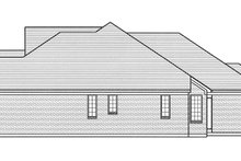 Dream House Plan - European Exterior - Other Elevation Plan #46-858