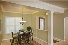 Country Interior - Dining Room Plan #938-11