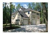 Tudor Style House Plan - 4 Beds 2.5 Baths 3203 Sq/Ft Plan #928-234 Floor Plan - Other Floor Plan