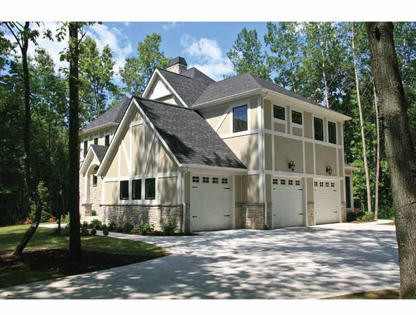 Dream House Plan - Tudor Floor Plan - Other Floor Plan #928-234