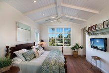 Home Plan - Country Interior - Master Bedroom Plan #1017-168