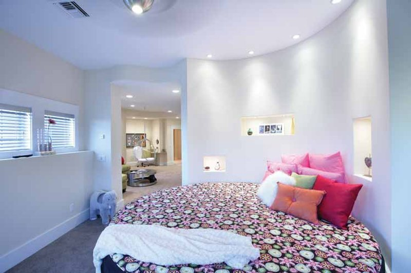 Prairie Interior - Bedroom Plan #928-62 - Houseplans.com