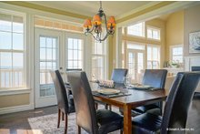 Country Interior - Dining Room Plan #929-529