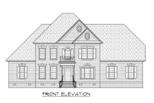 Traditional Exterior - Front Elevation Plan #1054-71
