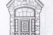 Traditional Style House Plan - 4 Beds 2.5 Baths 2475 Sq/Ft Plan #310-833 Photo