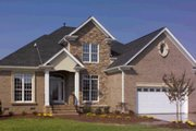 Traditional Style House Plan - 4 Beds 2.5 Baths 2285 Sq/Ft Plan #20-2009 Photo