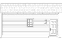 House Plan Design - Country Exterior - Other Elevation Plan #932-362