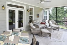 Craftsman Exterior - Other Elevation Plan #929-978