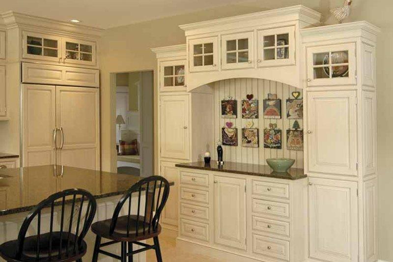 Craftsman Interior - Kitchen Plan #928-48 - Houseplans.com