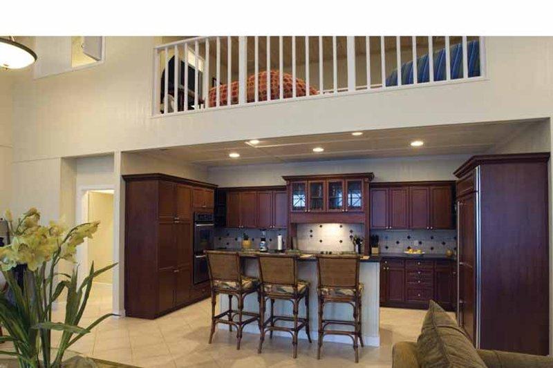 Country Interior - Kitchen Plan #928-43 - Houseplans.com