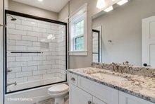 Craftsman Interior - Bathroom Plan #929-869