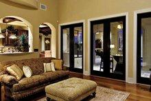 House Plan Design - Mediterranean Interior - Family Room Plan #930-428