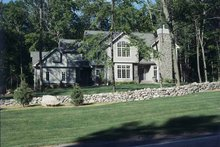 Traditional Exterior - Front Elevation Plan #320-694