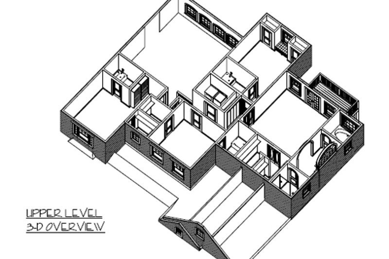 Country Exterior - Other Elevation Plan #56-544 - Houseplans.com