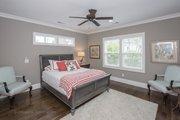 Craftsman Style House Plan - 4 Beds 3 Baths 3335 Sq/Ft Plan #929-920 Interior - Master Bedroom