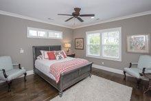 Craftsman Interior - Master Bedroom Plan #929-920