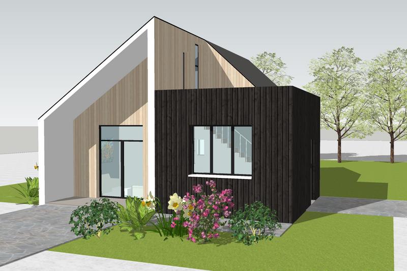 House Plan Design - European Exterior - Front Elevation Plan #542-13