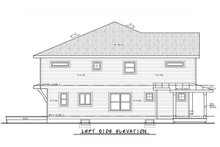 Architectural House Design - Country Exterior - Other Elevation Plan #20-2383
