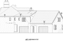 House Plan Design - European Exterior - Other Elevation Plan #20-2379