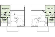 Cottage Floor Plan - Upper Floor Plan Plan #17-2565