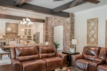Home Plan - Farmhouse Interior - Family Room Plan #430-204