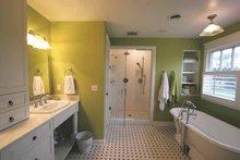 Architectural House Design - Craftsman Interior - Master Bathroom Plan #928-39