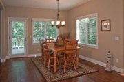 Tudor Style House Plan - 4 Beds 2.5 Baths 3203 Sq/Ft Plan #928-234 Interior - Dining Room