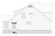 Home Plan - Country Exterior - Other Elevation Plan #932-311