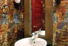 Craftsman Interior - Bathroom Plan #132-244