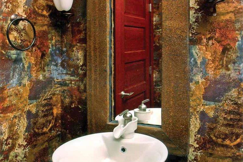 Craftsman Interior - Bathroom Plan #132-244 - Houseplans.com