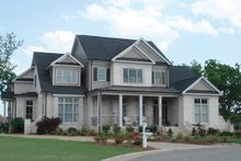 Home Plan - Country Exterior - Front Elevation Plan #927-260