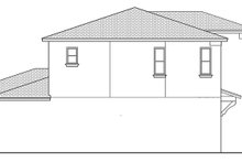 Architectural House Design - Mediterranean Exterior - Other Elevation Plan #1058-131
