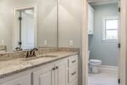 Country Style House Plan - 4 Beds 2 Baths 2281 Sq/Ft Plan #430-194 Interior - Bathroom