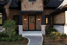 Craftsman Exterior - Front Elevation Plan #928-32