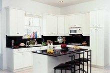 Traditional Interior - Kitchen Plan #314-191