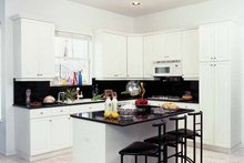 Architectural House Design - Traditional Interior - Kitchen Plan #314-191
