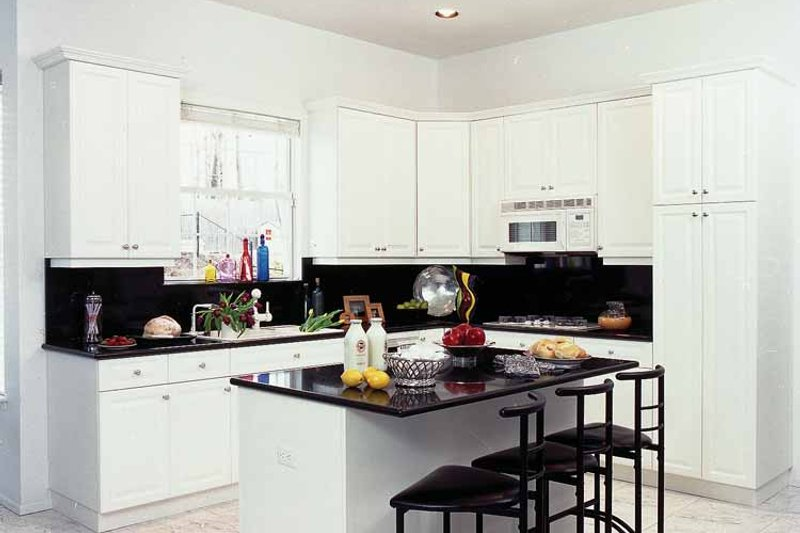 Traditional Interior - Kitchen Plan #314-191 - Houseplans.com
