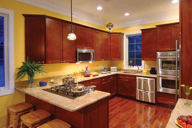 Traditional Interior - Kitchen Plan #930-121 - Houseplans.com