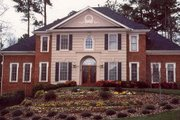 Colonial Style House Plan - 4 Beds 3.5 Baths 3054 Sq/Ft Plan #119-320