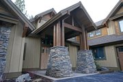 Craftsman Style House Plan - 4 Beds 4 Baths 3691 Sq/Ft Plan #892-4