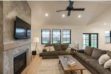 Dream House Plan - Farmhouse Photo Plan #1070-21