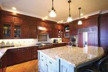 Craftsman Interior - Kitchen Plan #132-485