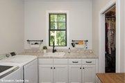 Farmhouse Style House Plan - 3 Beds 2.5 Baths 2187 Sq/Ft Plan #929-1053 Interior - Laundry