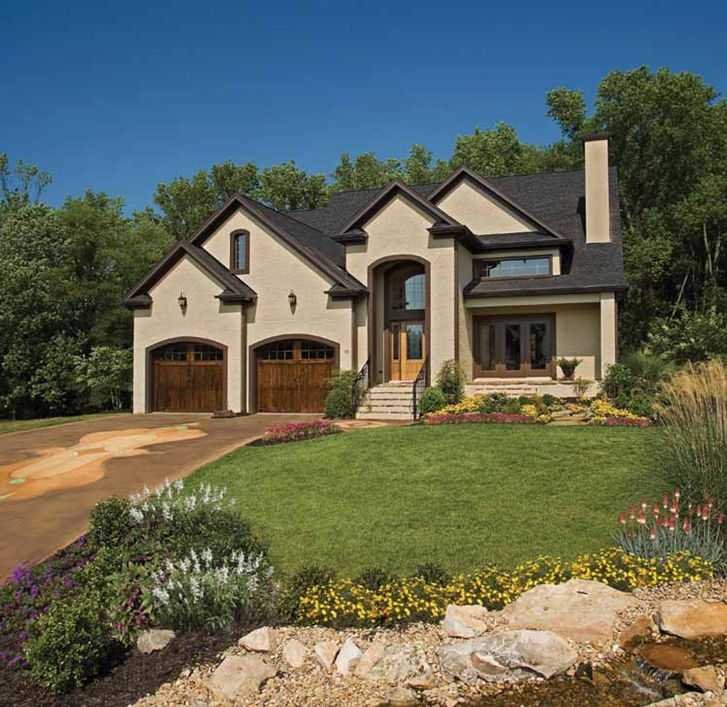 Country style house plan 3 beds 2 5 baths 2294 sq ft for Www eplans com