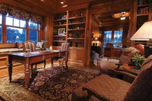 Craftsman Interior - Other Plan #132-353