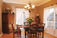 Home Plan Design - Country Interior - Dining Room Plan #23-2346