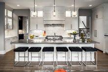 Contemporary Interior - Kitchen Plan #928-287