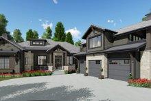 Dream House Plan - Farmhouse Exterior - Front Elevation Plan #1069-21