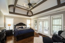 Dream House Plan - Country Interior - Master Bedroom Plan #929-969